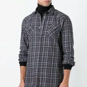 "Diesel ""Sulfeden"" Button Down Shirt"